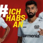 NEW Jako Bayer 04 Leverkusen FC Third Kit 2019-20