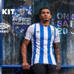 Umbro Huddersfield Town Home Kit 2019-20 Revealed