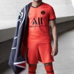 Awesome Jordan x Paris Saint-Germain  Away Kit 2019-20