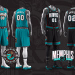 Memphis Grizzlies revieled two throwback uniforms