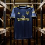 adidas 2019-20 Arsenal Third Kit Photos
