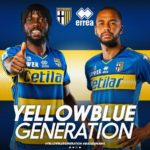 Errea 2019-20 Parma Calcio 1913 Away Kit Photos