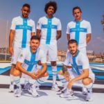 The Olympique de Marseille 120th Anniversary Kit Photos