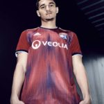 adidas Olympique Lyonnais 2019-20 Third Kit Photos