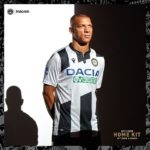 Macron Udinese Calcio 1896 Home Kit 2019-20