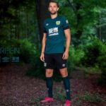 Burnley FC Third Kit 2019/20 Photos