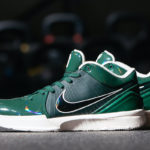 "UNDEFEATED x Nike Kobe 4 Protro ""Giannis Antetokounmpo"" Photos"