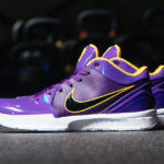 Undefeated x Nike Kobe 4 Protro 'Lakers' Photos + Release Date
