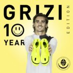 "ANTOINE GRIEZMANN PUMA FAM the ""Grizi 10-year edition"" football boot"