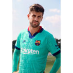 Nike FC Barcelona Third Jersey 2019-20 Photos