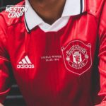 adidas Manchester United Icons Jerey 2019-20 Photos