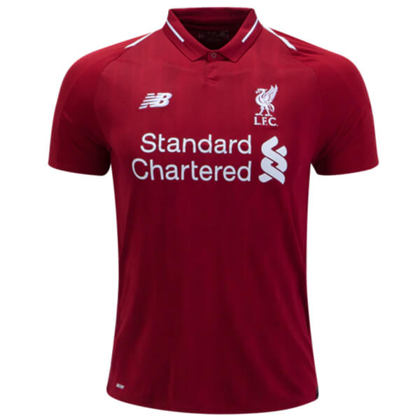 FC Liverpool Home Kit 2018-19