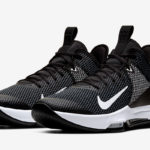 Nike LeBron Witness 4 BV7427-001 Photos