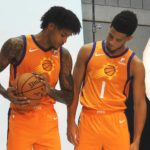 Phoenix Suns Statement Uniform 2019-20 Photos