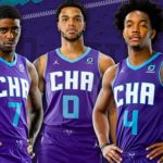 Charlotte Hornets Statement Uniform 2019-20 Photos