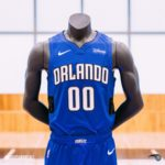 Orlando Magic Statement Edition Uniform 2019-20