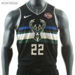 Milwaukee Bucks Statement Edition Jersey 2019-20