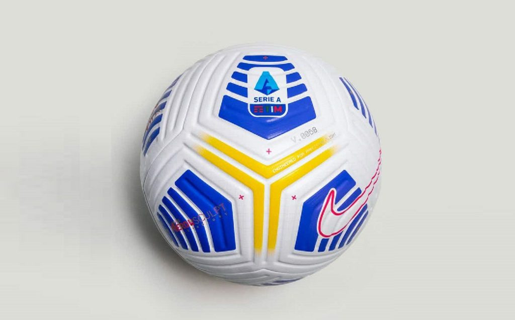 Nike Serie A 2020/2021 ball — SuperFanatix.com