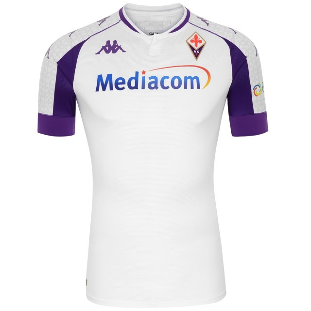 ACF Fiorentina Kappa Away Kit 2020-21
