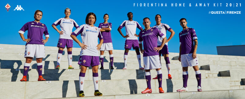 ACF Fiorentina 20-21 Kappa Football Kits