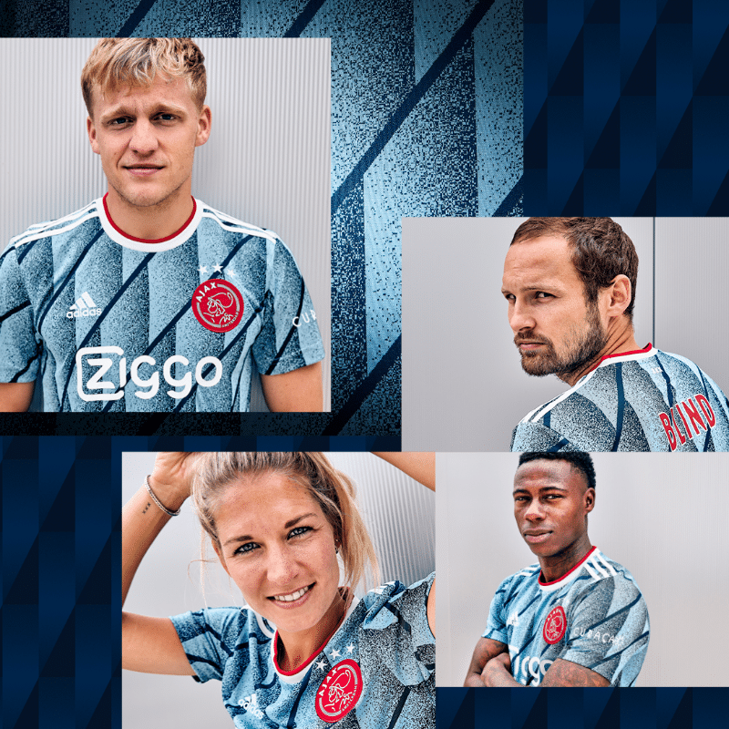 Ajax Amsterdam adidas Away Kit 2020-21
