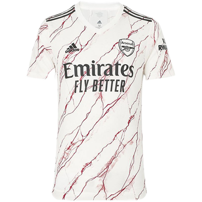 Arsenal FC 2020-21 Adidas Away Shirt