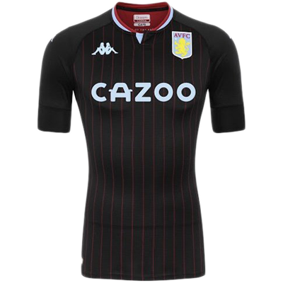 Aston Villa 2020-21 Kappa Away Shirt