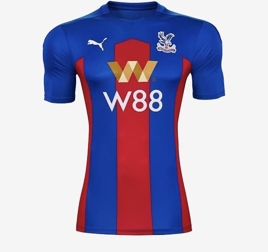 Crystal Palace 2020-21 Away Football Kit