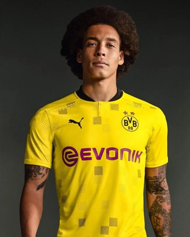Dortmund Borussia Tournament/Cup Kit 2020-21