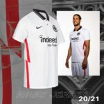 Eintracht Frankfurt 2020-21 Nike Home, Away and Third Football Kits