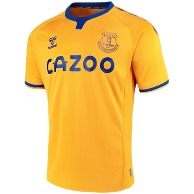 Everton FC 2020-21 Away Kit