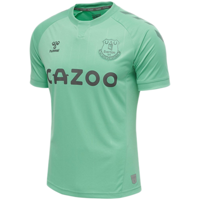 Everton FC 2020-21 Hummel Third Shirt
