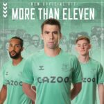 Everton FC 2020-21 Hummel Home, Away, Third Football Kits