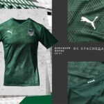 FK Krasnodar 2020-21 Puma Football Kits