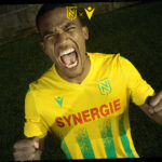 FC Nantes 2020-21 Macron Home, Away Football Kits