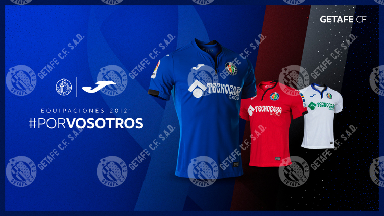Getafe 2020-21 Football Kits