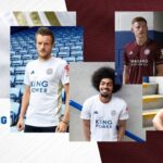Leicester City 2020-21 adidas Home, Away Football Kits
