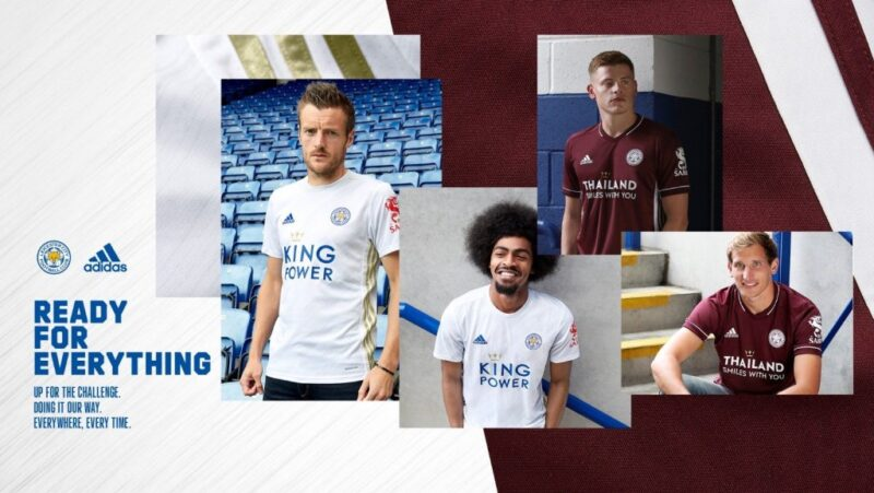 Leicester City adidas Away Kit 2020-21