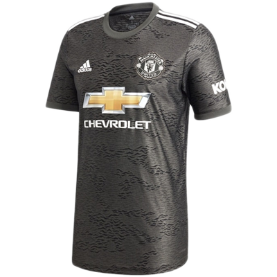 Mancghester United 2020-21 Away Jersey
