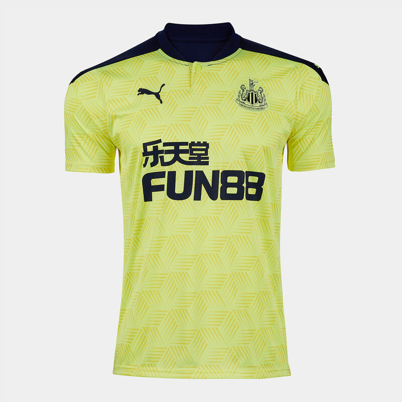 NewCastle United 2020-21 Away Kit