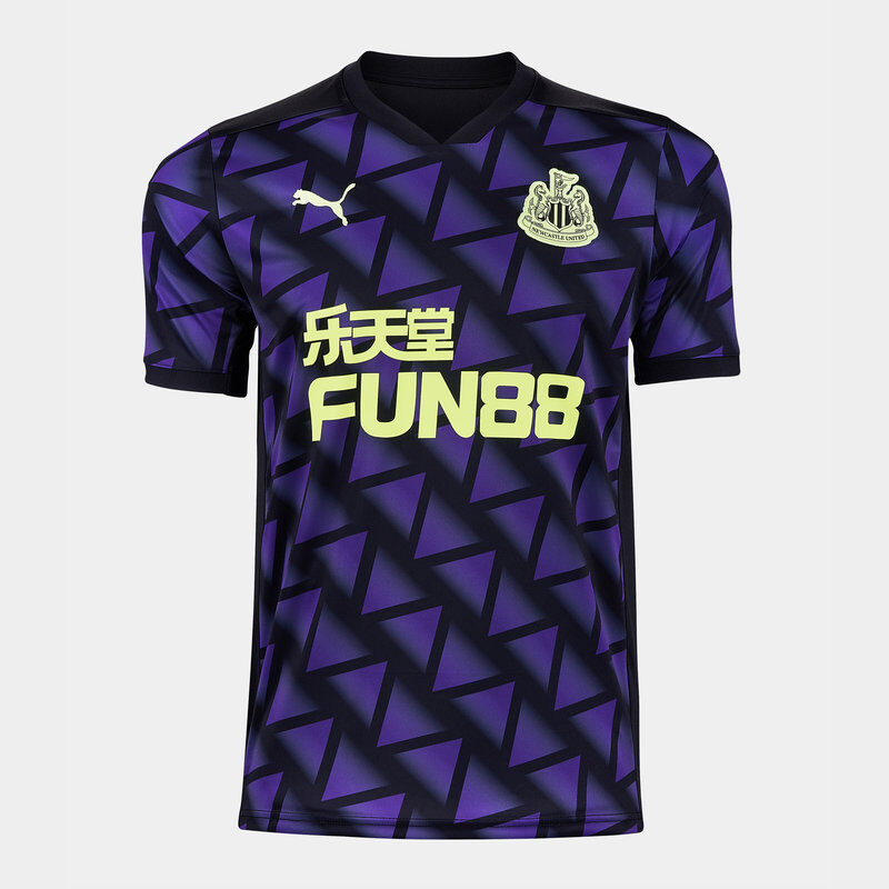 NewCastle United 2020-21 Third Kit