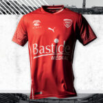 Nîmes Olympique 2020-21 Puma Home, Away, Third Football Kits