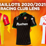 RC Lens 2020-21 Macron Home, Away, Third Football Kits