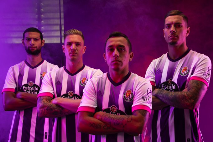 Real Valladolid 2020-21 Home Kit