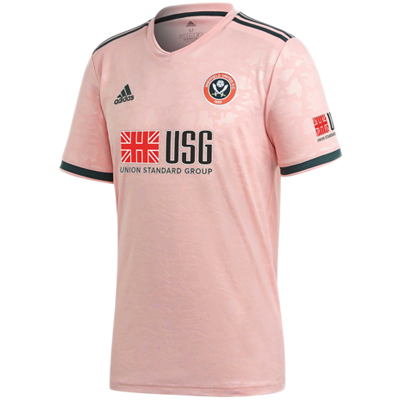 Sheffield United 2020-21 adidas Away Shirt