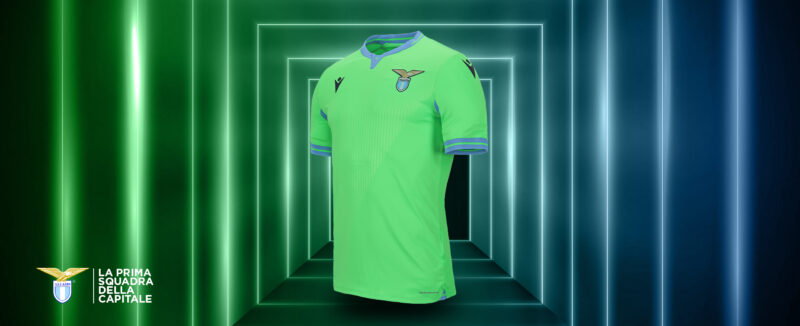 SS Lazio Macron Away Kit 2020-21