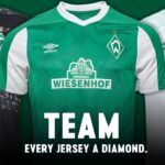 Werder Bremen 2020-21 Umbro Football Kits