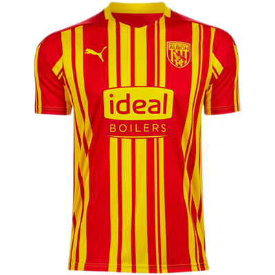 West Bromwich Albion 2020-21 Third Shirt