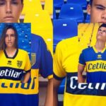 Parma Calcio 1913 2020-21 Errea Football Kits