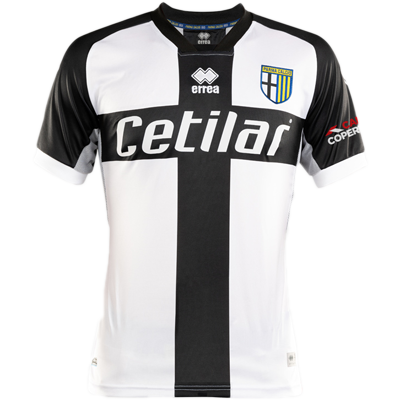Parma Calcio 20-21 Errea Home kit